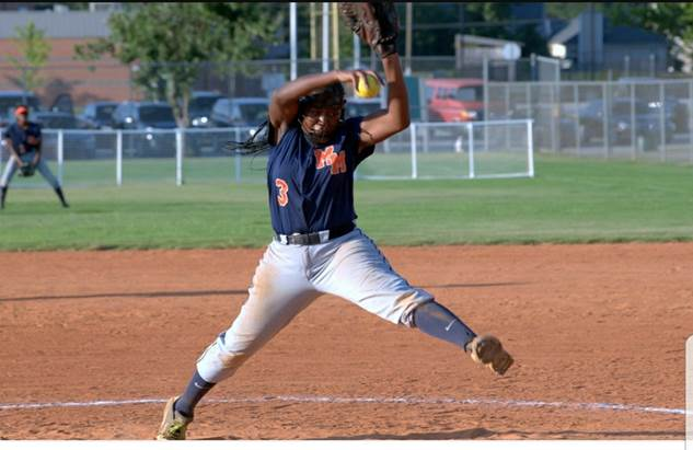 "Tracey Mosley ""National Player of the Week"""