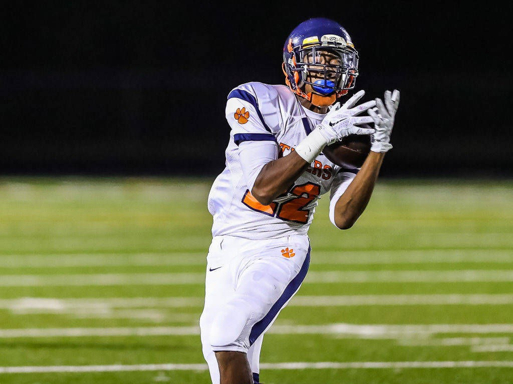 This is the image for the news article titled Nick Manson makes Rising Senior Bowl