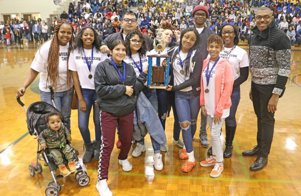 This is the image for the news article titled Reading Bowl Winners